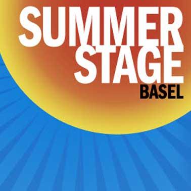 Summerstage Basel 2017 Festival