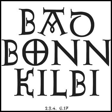 Bad Bonn Kilbi