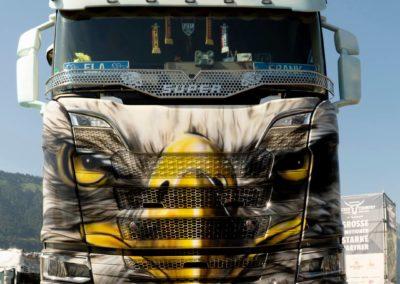 trucker-countryfestival-interlaken-2019-truck-front-airbrush-1