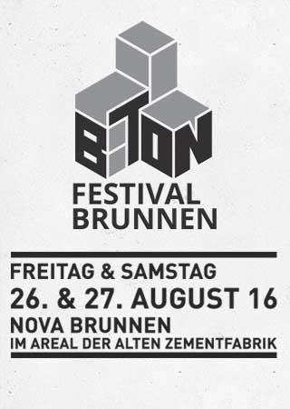 Flyer B:Ton Festival 2017
