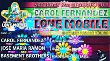 Carol Fernandez - Lovemobile - Streetparade