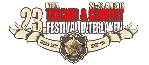 Trucker- und Countryfestival Interlaken