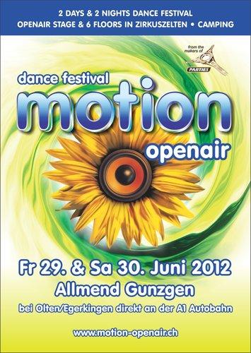 Motion Openair 2012
