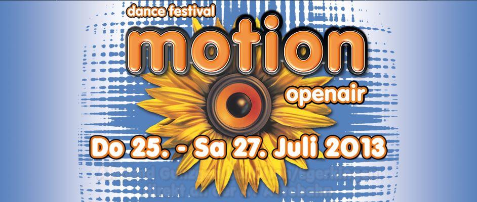 Motion Openair 2013