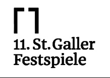 Festivals St. Gallen 2
