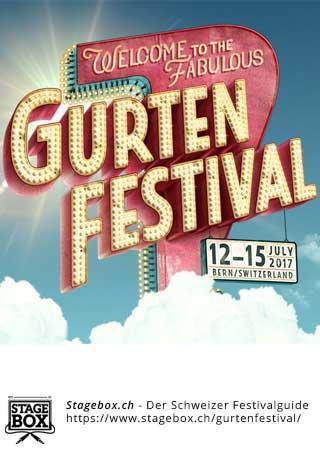 Flyer Gurtenfestival 2017