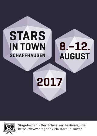 Flyer Stars In Town 2018