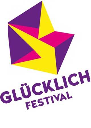 Flyer Gluecklich Festival 2018