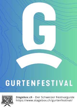 Flyer Gurtenfestival 2019
