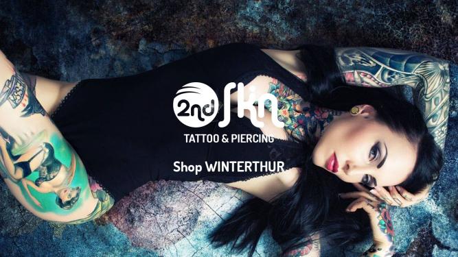 Gutschein Winterthur Tattoo & Piercing GmbH