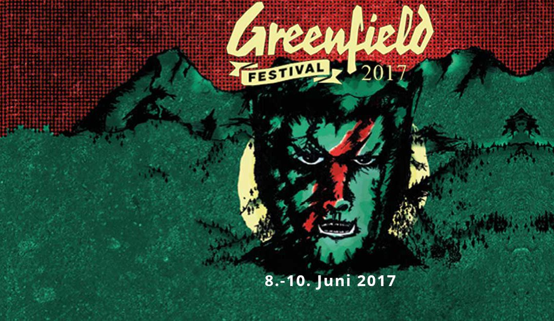 [NEWS] Greenfield Festival – 3 Headliner + 17 Bands