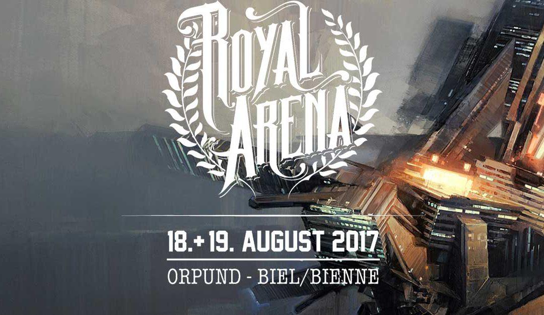 [NEWS] Royal Arena 2017 Tickets erhältlich + Artists bekannt