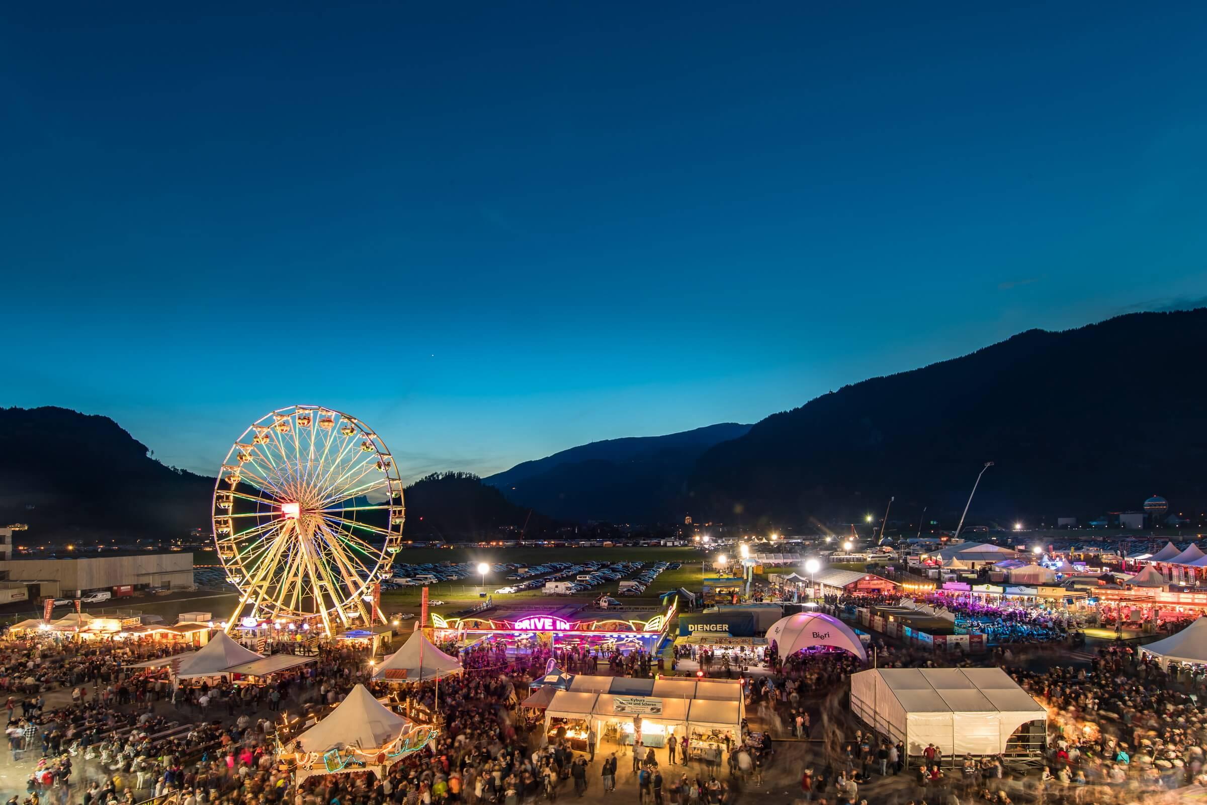 Truckerfestival Interlaken