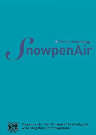 Flyer Snowpenair 2019