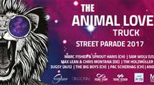 Animal Love Truck - Lovemobile - Streetparade