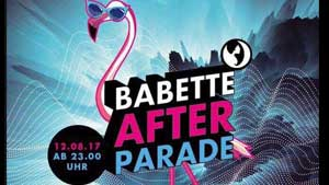 Babette - Afterparty Streetparade
