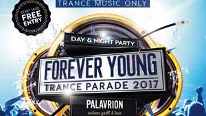 forever young - Streetparade Party