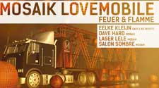 Mosaik Events - Lovemobile - Streetparade