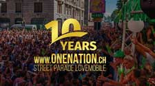 One Nation - Lovemobile - Streetparade