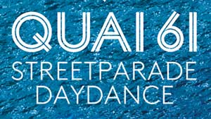 QUAI 61 - Streetparade Party