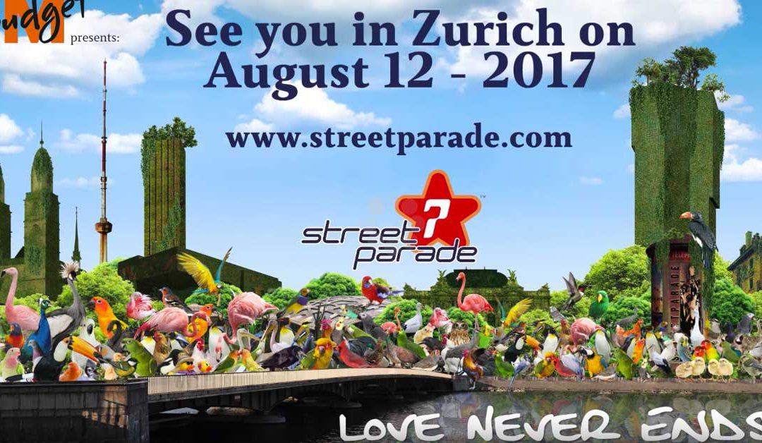 Der ultimative Partyguide zur Street Parade 2017
