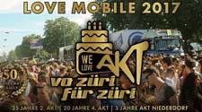 Vo Züri für Züri - Lovemobile - Streetparade