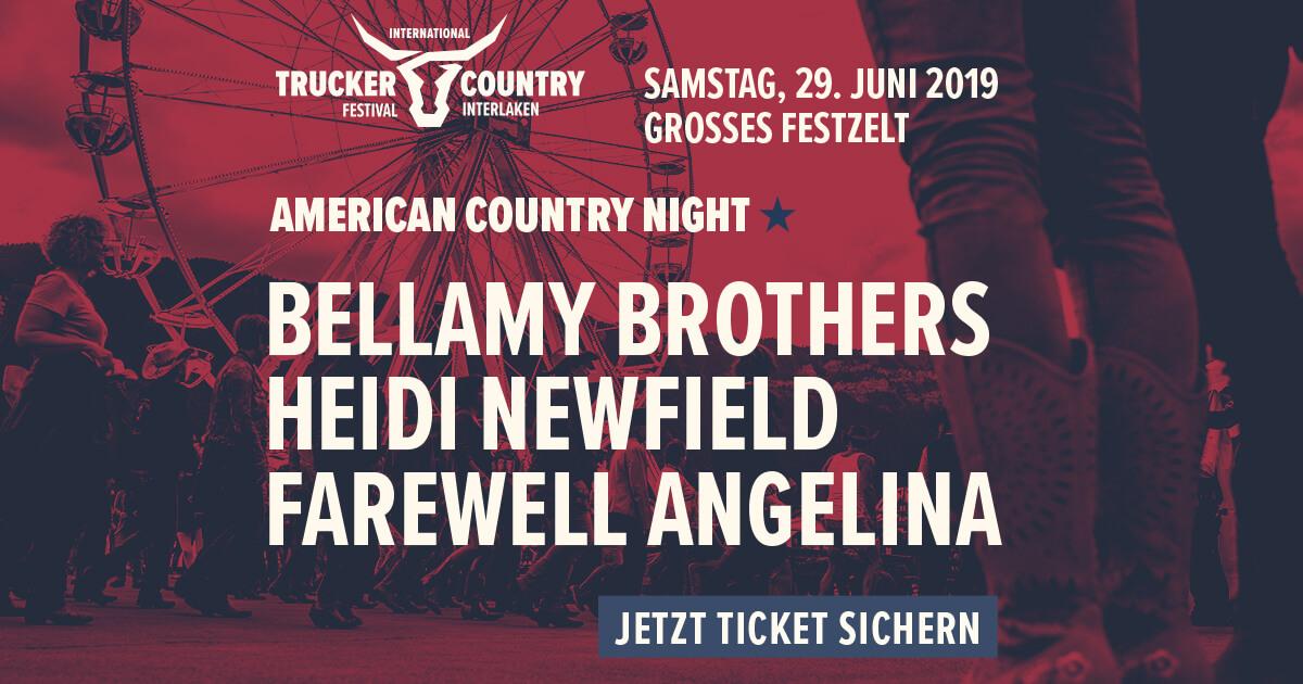 Truckerfestival Interlaken 2019