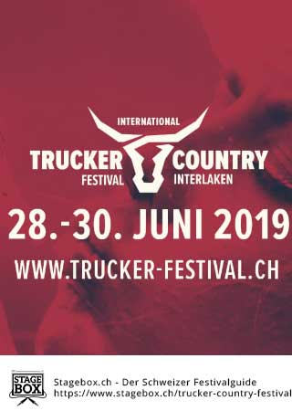 Flyer Trucker & Country Festival 2020